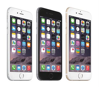 رکورد فروش بیش از 10 میلیون نسخه از آیفون 6 توسط شرکت اپل