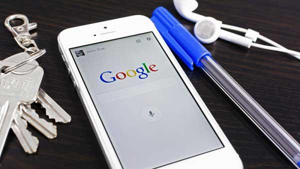 بروز رسانی جستجوی محاوره ای  برنامه های تلفن همراه توسط گوگل