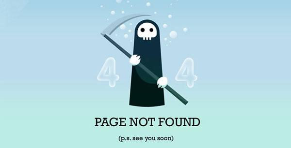 خطای 404 چیست