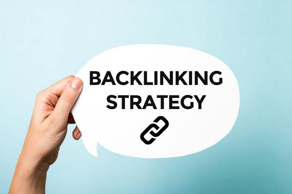 استراتژی ساخت بک لینک