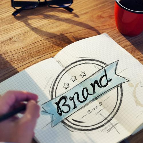 ایجاد نام تجاری