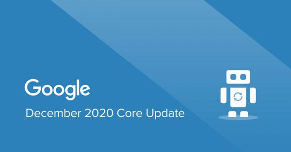 آپدیت دسامبر 2020 گوگل