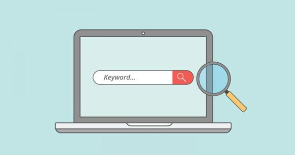 اضافه کردن کلمات کلیدی