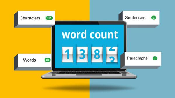 تعداد کلمات کلیدی