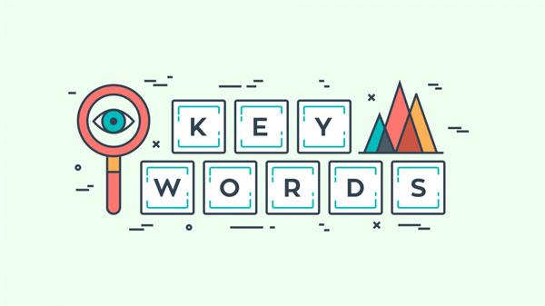 کلمات کلیدی سئو