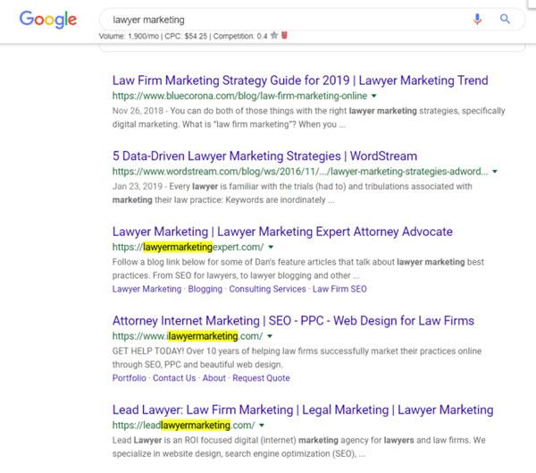 لایه های بازاریابی