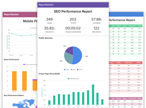 گزارش سئو - گزارش بهینه سازی سایت