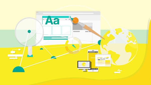 طراحی وب سایت بر اساس اصول سئو