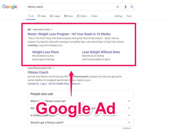 تبلیغات گوگل یا سئو؟