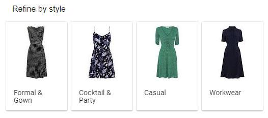 انواع لباس